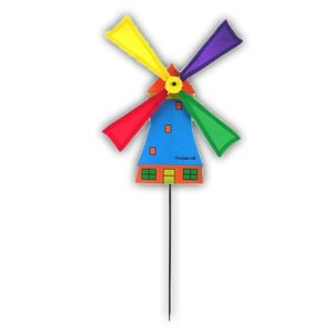 Typisch Hollands Pinwheel on stick