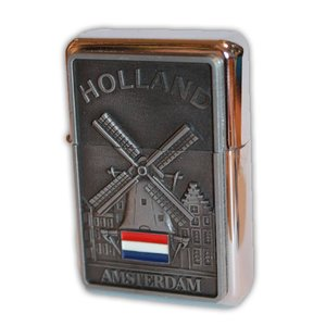 Typisch Hollands Zipper Holland - Vlag Nederland