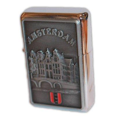 Typisch Hollands Zipper Amsterdam - Gevelhuisjes