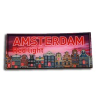 Typisch Hollands Magnet Red Light
