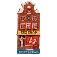 Typisch Hollands Magnet Fassade Haus Sex