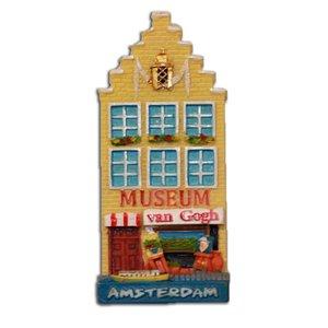 Typisch Hollands Magneet Gevelhuisje Museum