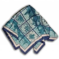 Robin Ruth Fashion Scarf (Delft Blue)