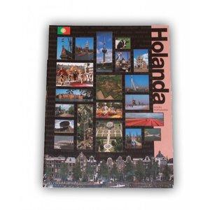 Typisch Hollands Buchen Holland auf den Punkt gebracht - Portugiesisch
