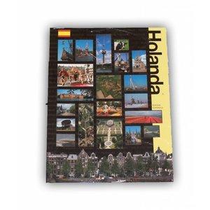 Typisch Hollands Book Holland in a nutshell - Spanish