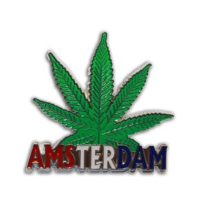Typisch Hollands Cannabis Items Memo (magneet) Clip