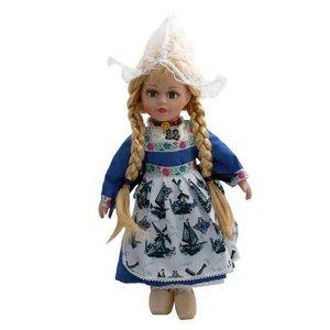 Typisch Hollands Holland Costume doll 20cm