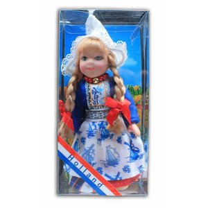 Typisch Hollands Traditionelle Puppe Puppe 12 cm