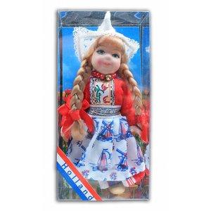 Typisch Hollands Costume doll 12cm