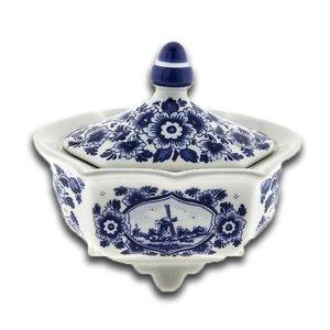 Typisch Hollands Chocolate Pot Delft blue