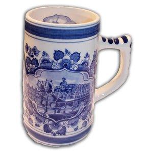 Typisch Hollands Tankard Delftware