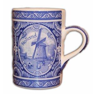 Typisch Hollands Delft blue coffee cup
