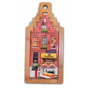 Typisch Hollands Cheeseboard Facade House