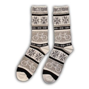 Robin Ruth Fashion Men's Socks - Cycling - Robin Ruth
