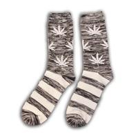 Holland sokken Cannabis gestreifte Socken - Männer