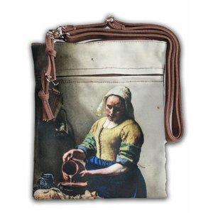 Robin Ruth Fashion Milkmaid passport pouch