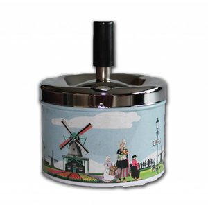 Typisch Hollands Ashtray - Push and Turn (Mills)