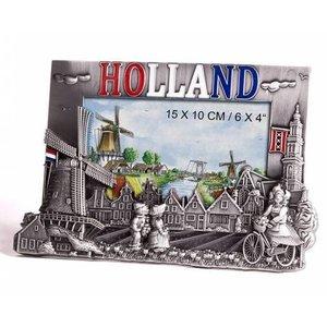 Typisch Hollands Photo frame - Tin - Holland