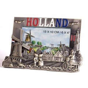 Typisch Hollands Bronze frame Holland