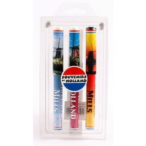 Typisch Hollands Pen set 3-part - Mill