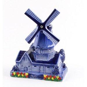 Typisch Hollands Stelling Molen Delfts Blauw