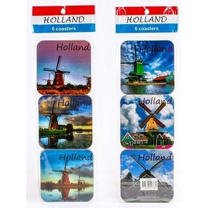 Typisch Hollands Coasters Mills
