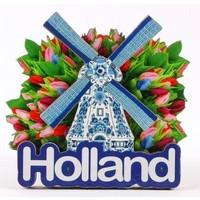 Typisch Hollands Magneet Holland Molen