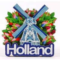 Typisch Hollands Magneet Holland
