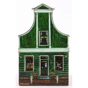 Typisch Hollands Zaans Huisje