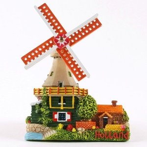Typisch Hollands Magnet Mühle