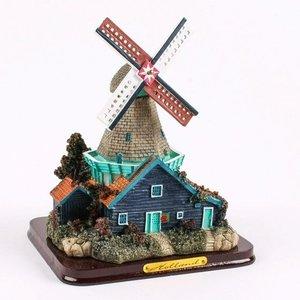 Typisch Hollands Mill landscape 16 cm