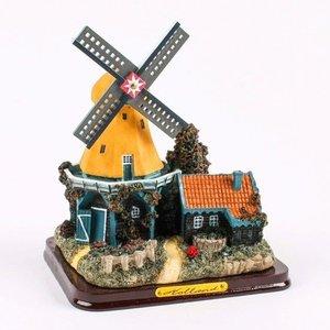 Typisch Hollands Molenlandschap 16 cm