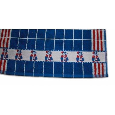 Typisch Hollands Kitchen towel blue