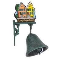 Typisch Hollands Gusseisen Bell (klein) Amsterdam
