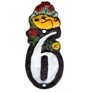 Typisch Hollands Hausnummer 6