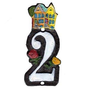 Typisch Hollands Hausnummer 2