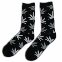 Robin Ruth Fashion Herrensocken - Cannabis