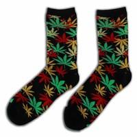Holland sokken Men's Socks - Cannabis