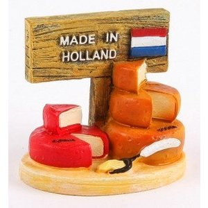 Typisch Hollands Miniatur-Holland - Käse