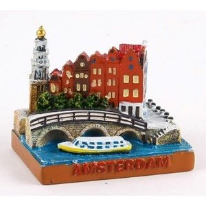 Typisch Hollands Miniatur-Holland - Amsterdam