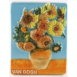 Typisch Hollands Magnet Gogh