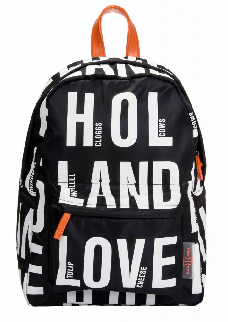 d6464a479d0 Rugtas Robin Ruth - love Holland - Typisch Hollands shop online ...