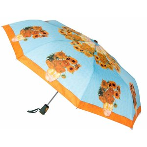 Robin Ruth Fashion Umbrella - Sunflowers - Vincent Van Gogh