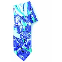 Robin Ruth Fashion Irises - van Gogh Tie