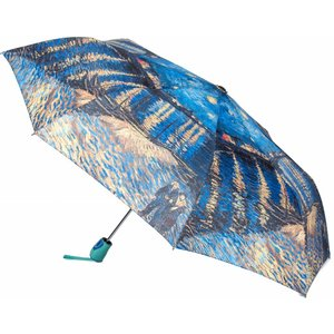 Robin Ruth Fashion Umbrella - The Starry Night - Vincent van Gogh