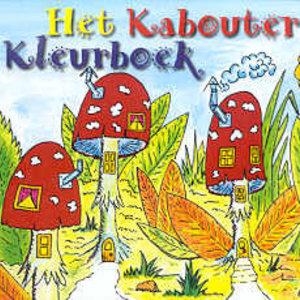 Het Kabouter kleurboek