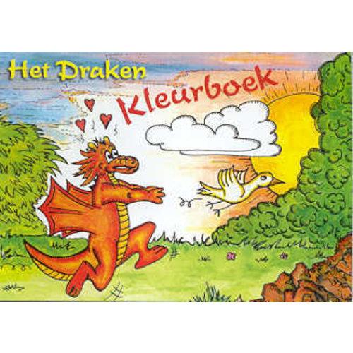 Het Draken kleurboek