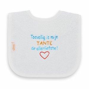 Funnies Tekstslabber Toevallig is mijn Tante de Allerliefste!