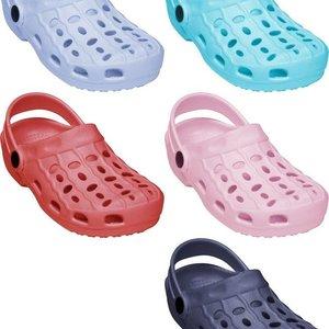 Playshoes Eva clog, 'nep' crocs superlichte zomerschoen