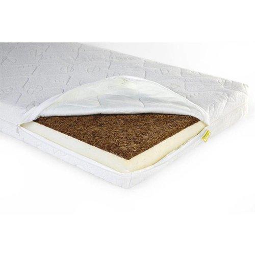 ChildHome Duo Kokos natural Safe Sleeper Matras 70x140cm Anti-Allergisch
